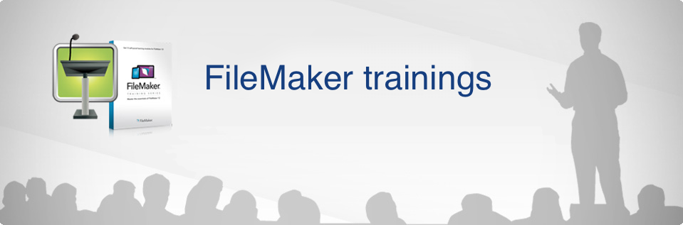 Filemaker trainings