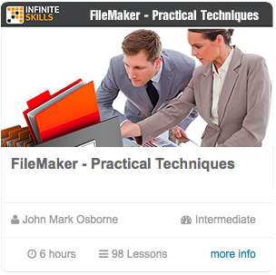 FileMaker - Practical Techniques - Infinite Skills